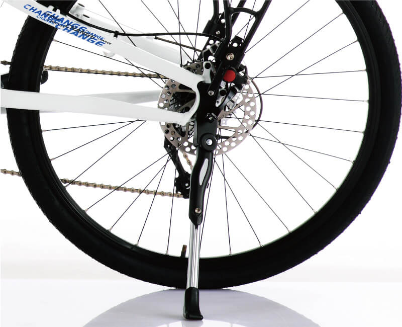mtb kick stand changebike
