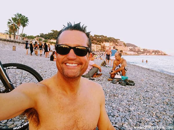 changebike bike tour in Europe