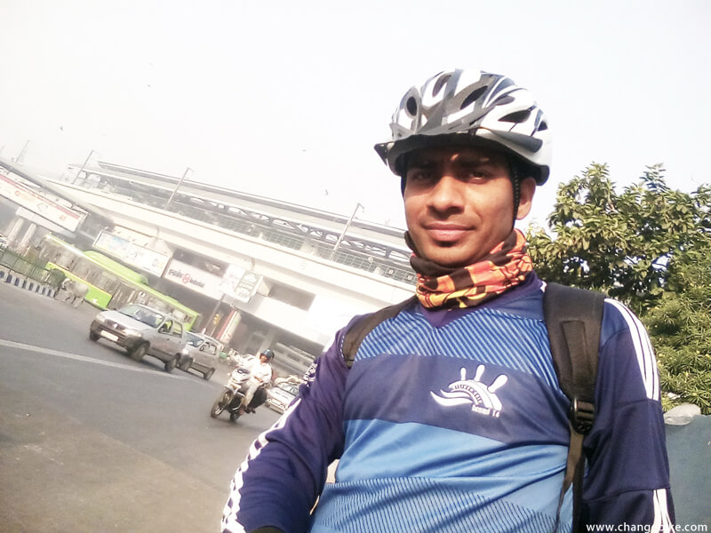 cycle europe changebike metro station india