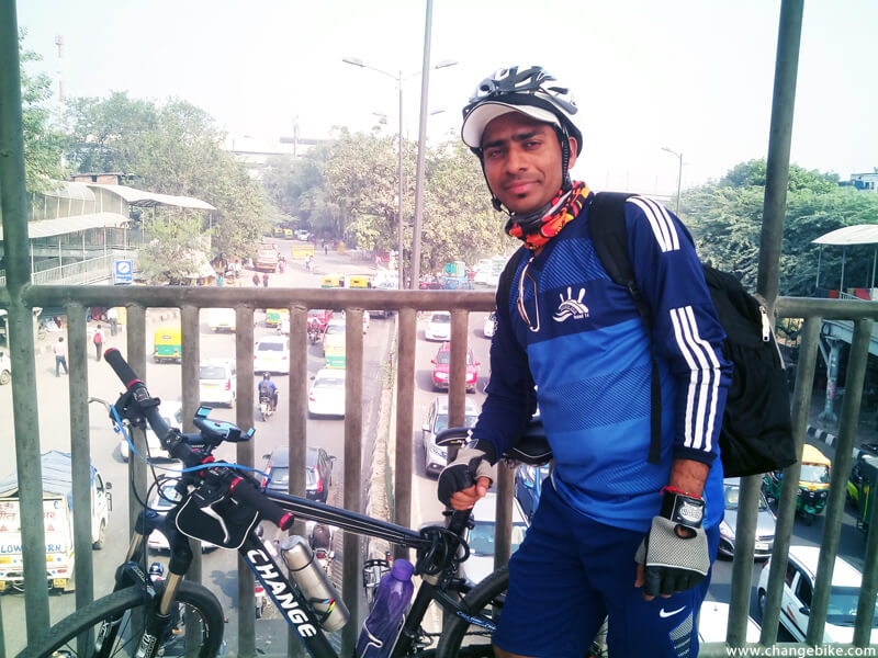 cycle europe changebike delhi india