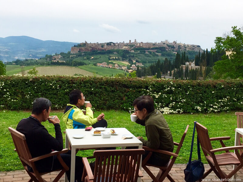 adventure bike tours changebike orvieto