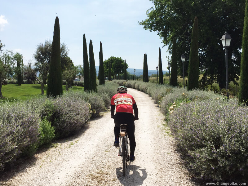 adventure bike tours changebike viterbo