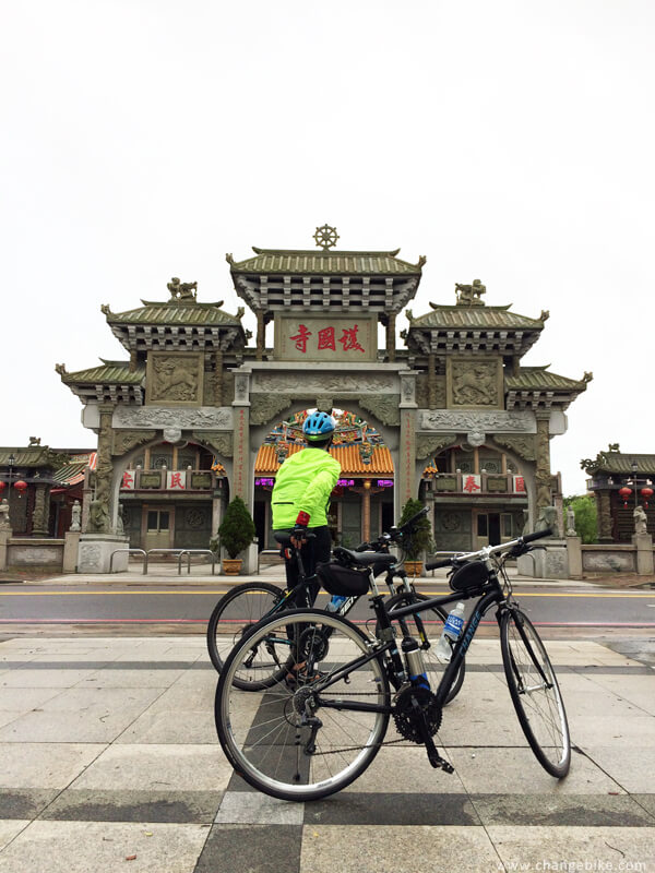 changebike bike trip 金門 太湖 自行車之旅