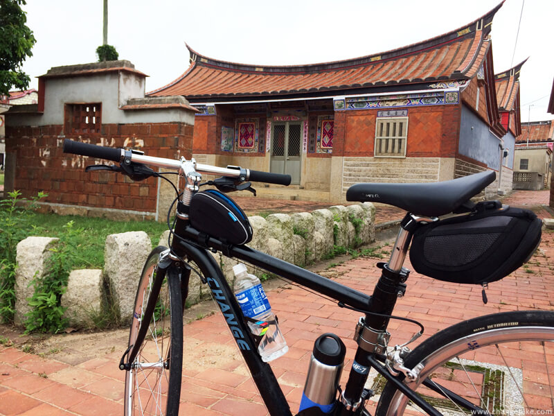changebike adventure cycling 金門 水頭聚落 民宿 自行車之旅
