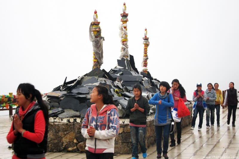 changebike cycle europe yunnan flying temple