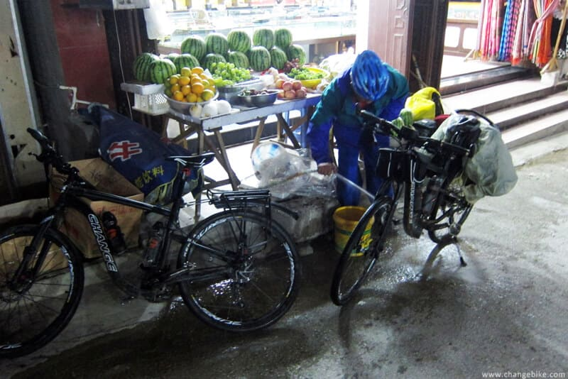 changebike cycle europe yunnan benzilan