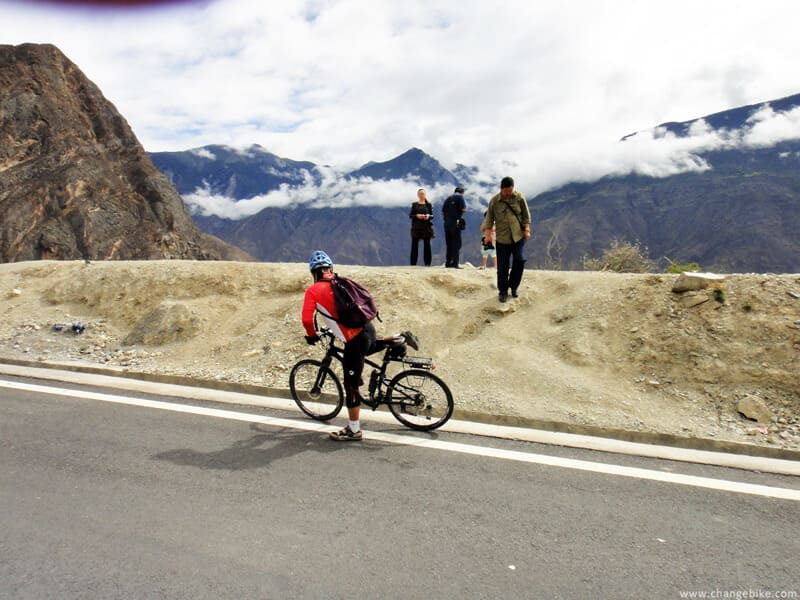 changebike adventure bike tours yunnan benzilan