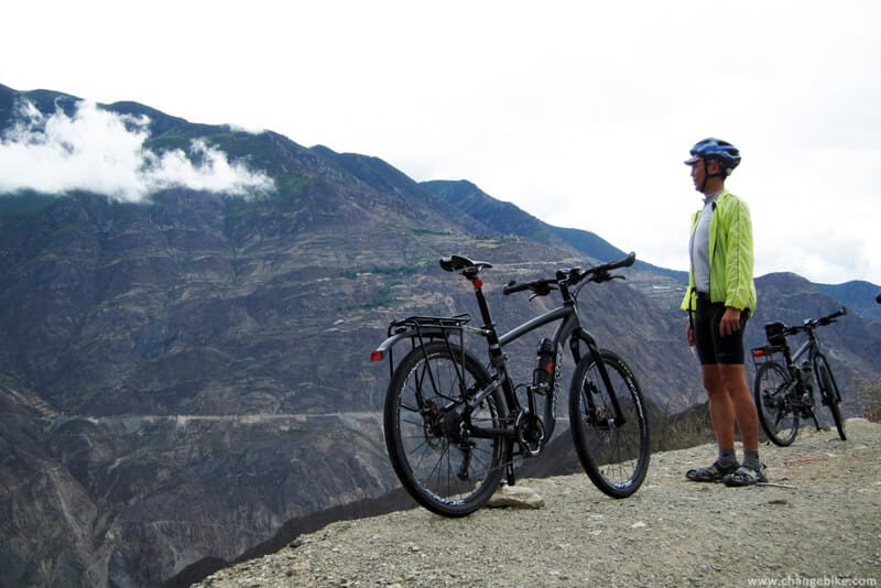 changebike adventure bike tours yunnan moon bay
